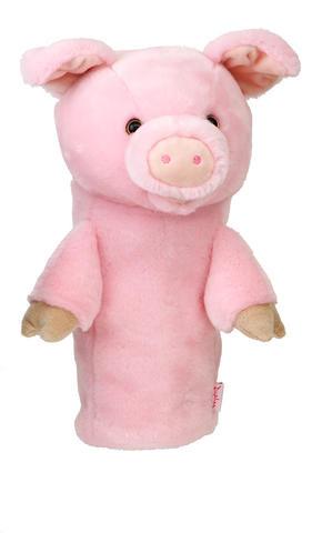 Schwein • Glücksschwein Schlägerhaube