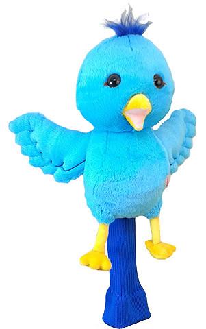 Birdie • der Vogel Schlägerhaube