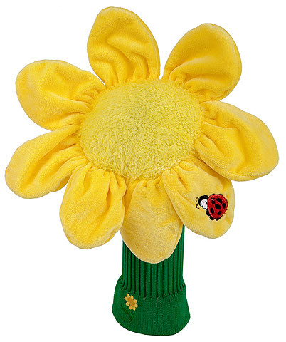 Sunflower Sonnenblume Schlägerhaube